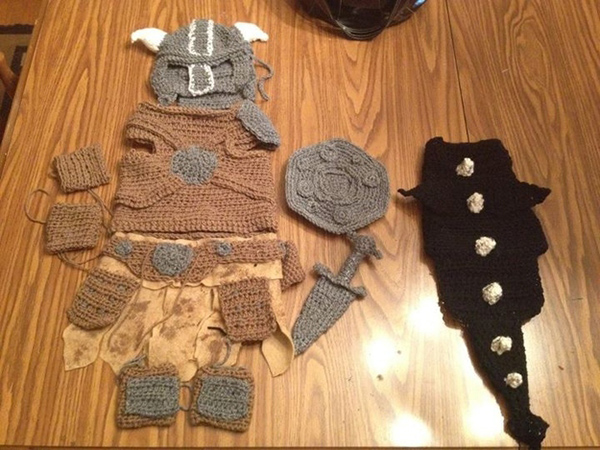 skyrim dog costumes by alicia scantlin 3