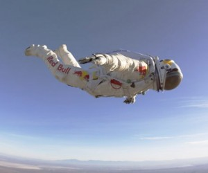 Insane Austrian Daredevil Will Attempt to Break Sound Barrier with No Aircraft