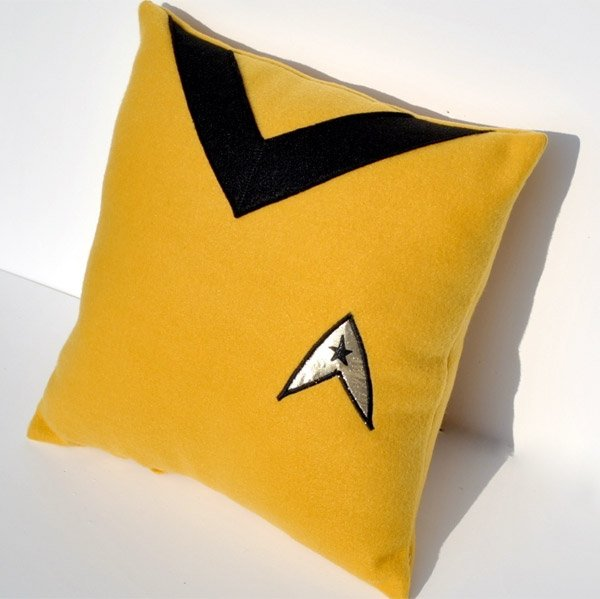 star trek pillow 2