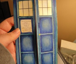 TARDIS Valentine's Day Card Has Big Love on the Inside