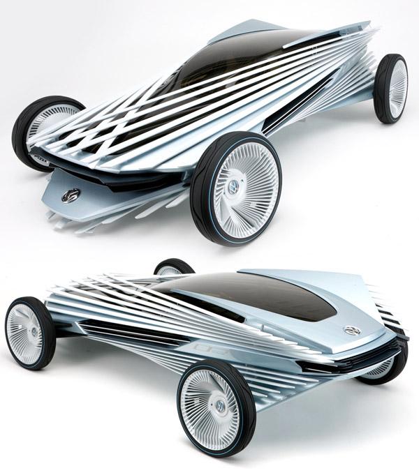 volkswagen optism concept 1
