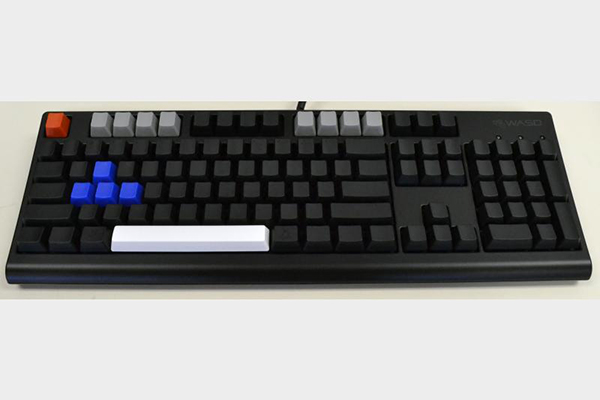 Wasd Custom Keyboards Put Colorware To Shame Technabob