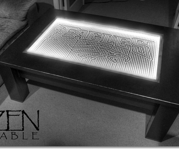 Zen Table: Etch A Sketch for the Rich