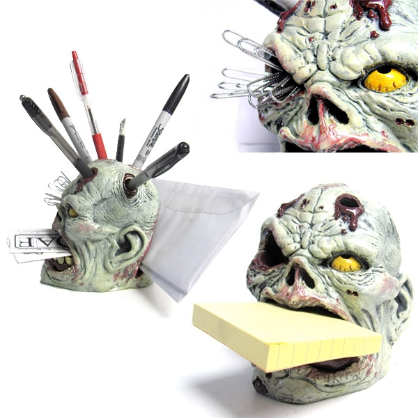 zombie desk organizer 2