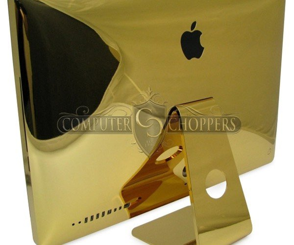 27-Inch iMac Goes for the Gold