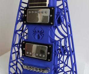 3D Printed Guitars Rock the House