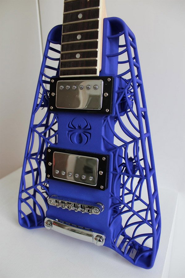 3d printed guitars 1