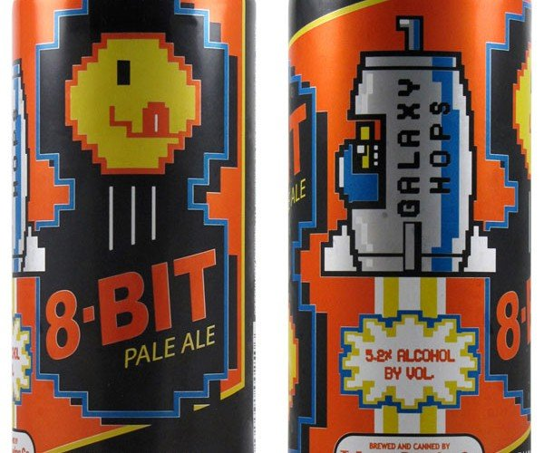 8-Bit Pale Ale, Grog for Gamers