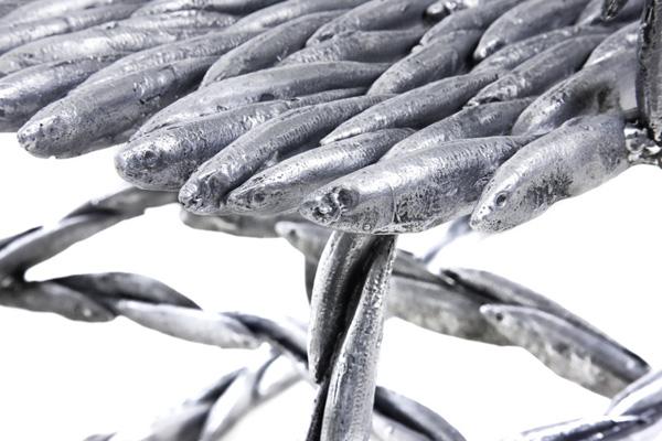 Fish Rocking Armchair