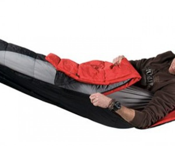Grand Trunk Hammock Sleeping Bag Wraps You Up, Keeps You Warm at Night