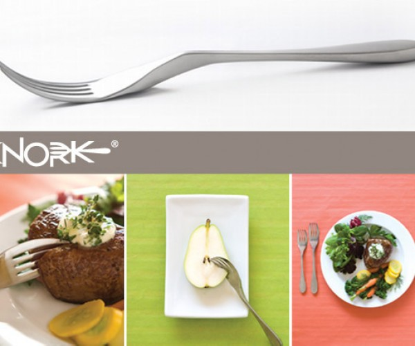 Move Over, Spork; the Knork's in Town!