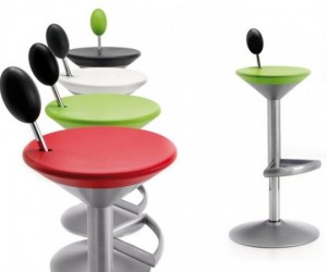 Manhattan Stools: Care to Stay for a Drink?