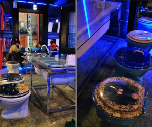Modern Toilet Restaurant: Dine While You Look Like You're Taking a Dump