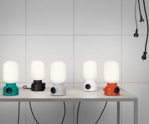 Plug Lamp: More than Just an Outlet and More than Just a Lamp