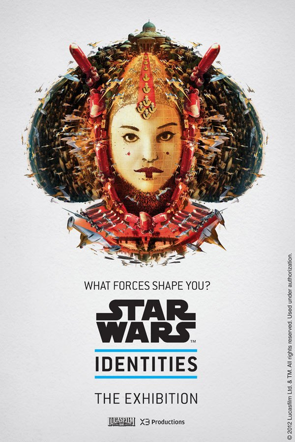 Star Wars Identities Padme