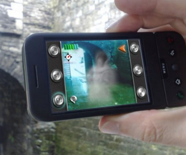 Augmented Reality Ghost Hunt Games Bring the Ghouls to Life