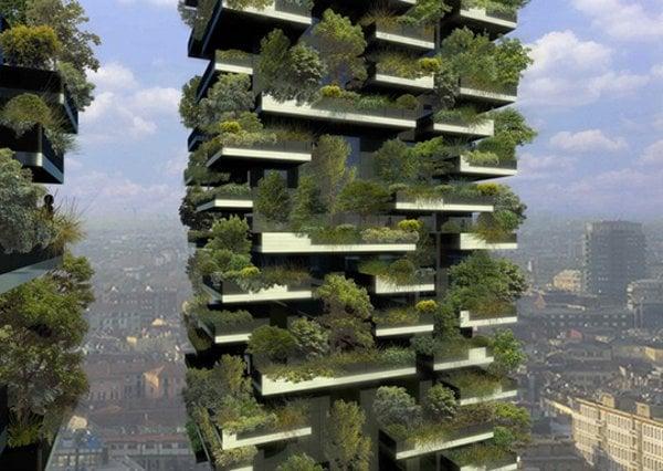 World's First Vertical Forest