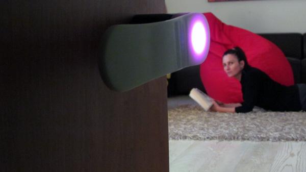 Zento Luminous Door Handle