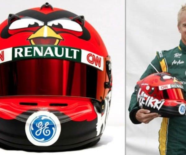 Angry Birds Go Formula One Racing