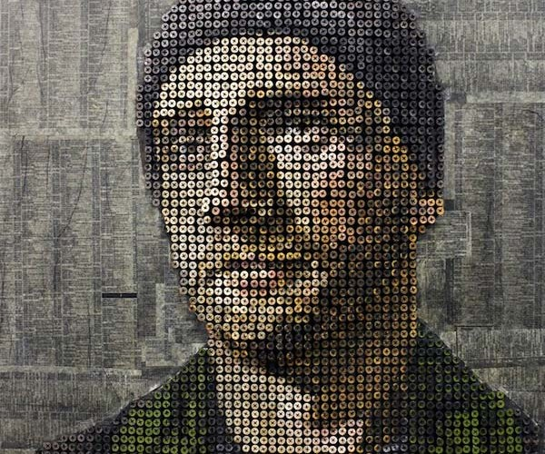 Andrew Myers' 3D Screw Portraits: No 3D Glasses Needed!