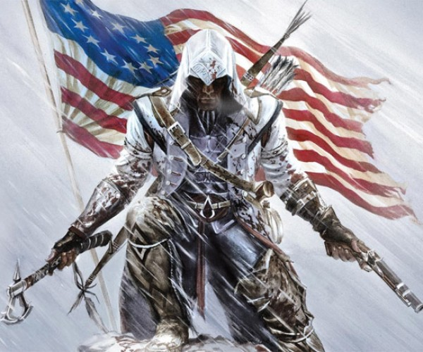Assassin's Creed 3 Trailer Shows off Tomahawk Kills