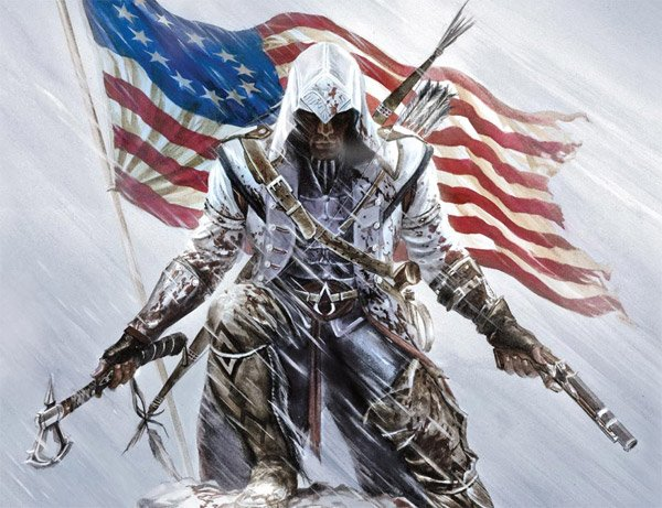 assassins creed 3 FYI, That Isnt Roman
