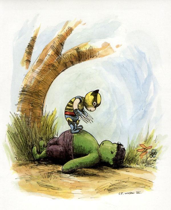 avengers winnie the pooh 02