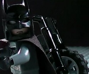 Dark Knight Rises Trailer Recreated in LEGO
