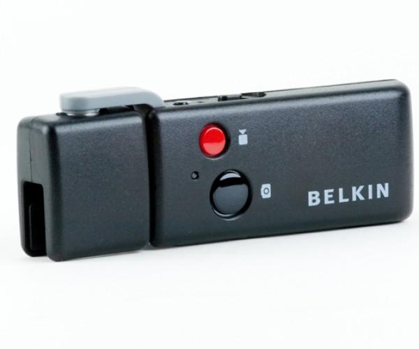 belkin liveaction camera remote 2