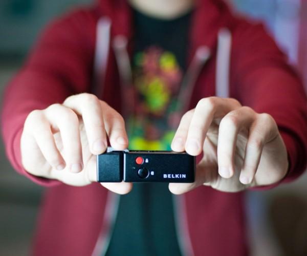 belkin liveaction camera remote 3