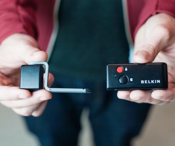 belkin liveaction camera remote 4