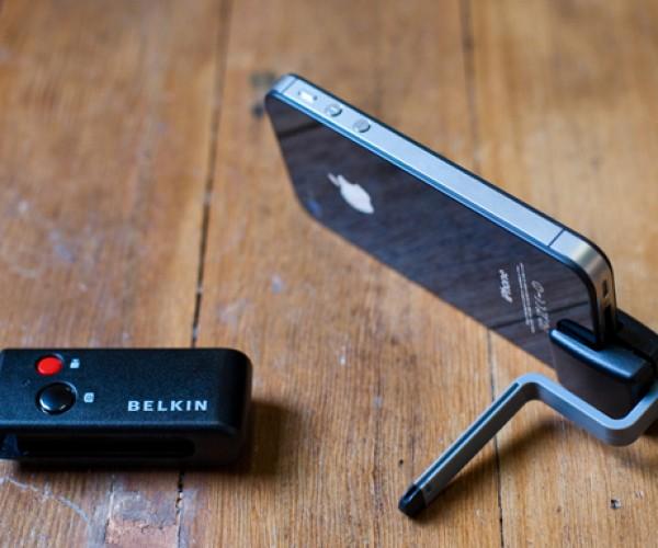 belkin liveaction camera remote 5
