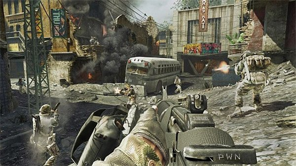 black ops screenshot