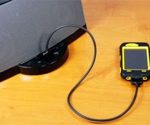 DockXtender iOS Cable: Dock Without Docking