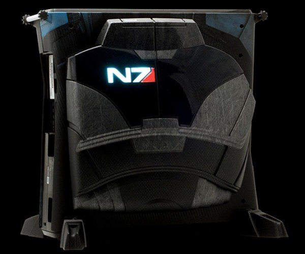Mass Effect 3 Console Vaults Have N7 Seal of Approval