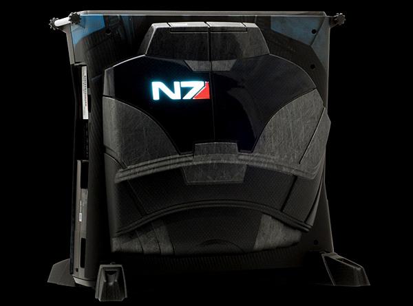 calibur 11 mass effect 3 console vault