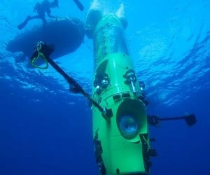 James Cameron Set to Plunge to the Deepest Part of the Ocean Floor: The Abyss IRL?