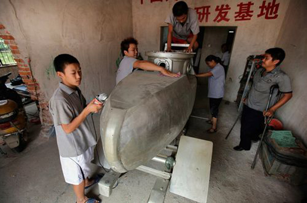 china-mini-sub-factory