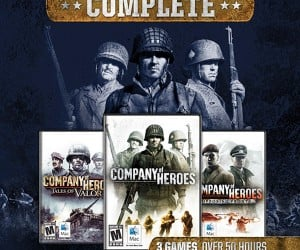 Company of Heroes Complete Campaign Released for Mac