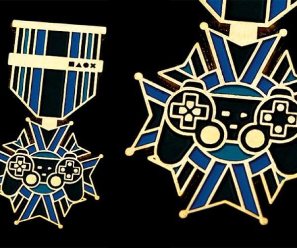 console veterans pins 3