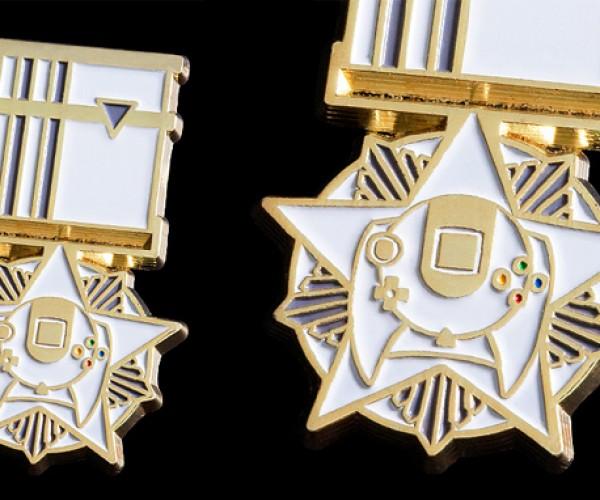 console veterans pins 6
