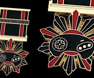 console veterans pins 7