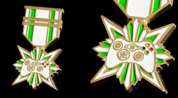 console veterans pins