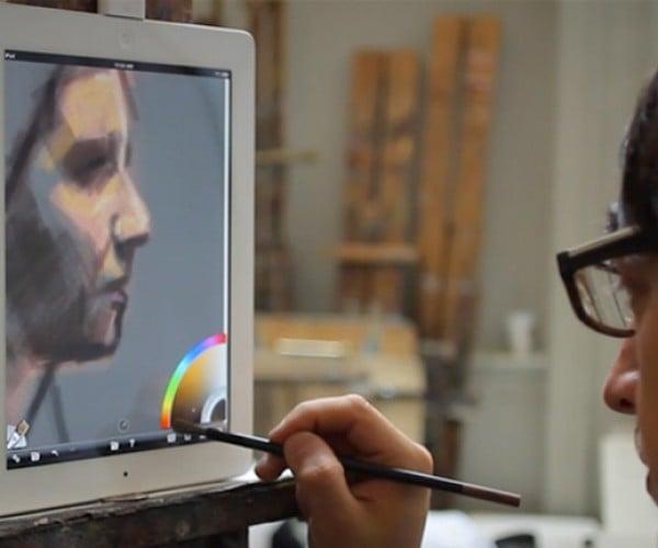 David Kassan's Amazing iPad Portraits