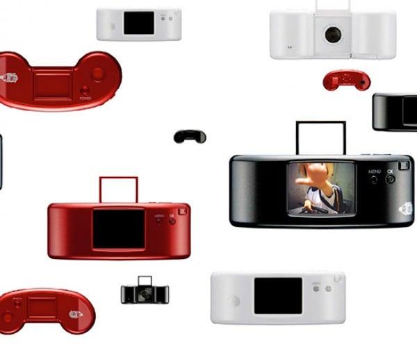 Digital Harinezumi 3.0: Retro Digital Camera Gets Modern Upgrade