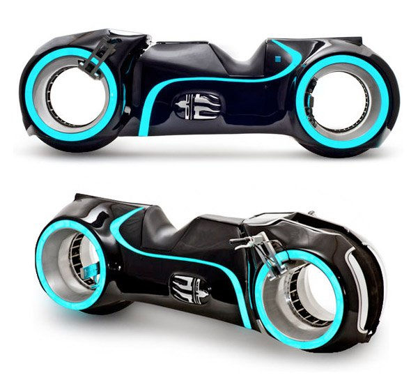 evolve xenon tron lightcycle 1