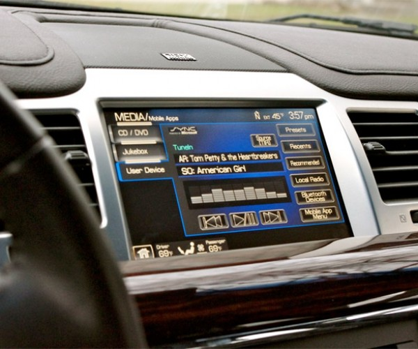 Ford SYNC Can Now Access Tablets Using Voice Commands