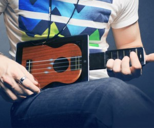 Futulele: Not the Cheapest Way to Play Ukulele, But It Is the Geekiest