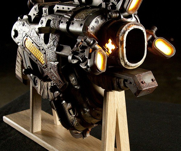 gears of war 3 digger launcher replica 3