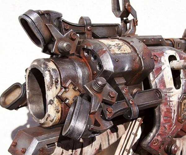 gears of war 3 digger launcher replica 5